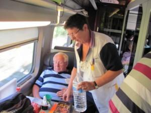 zieken met TGV-in de trein wp